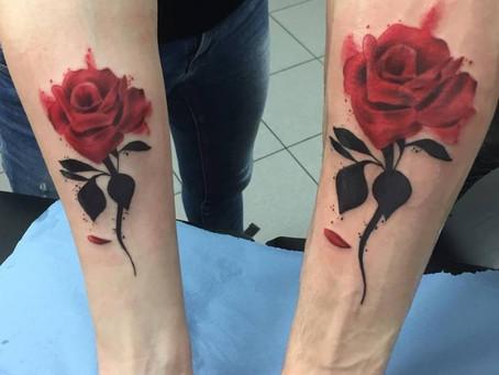 #42 La St valentin en tatouage