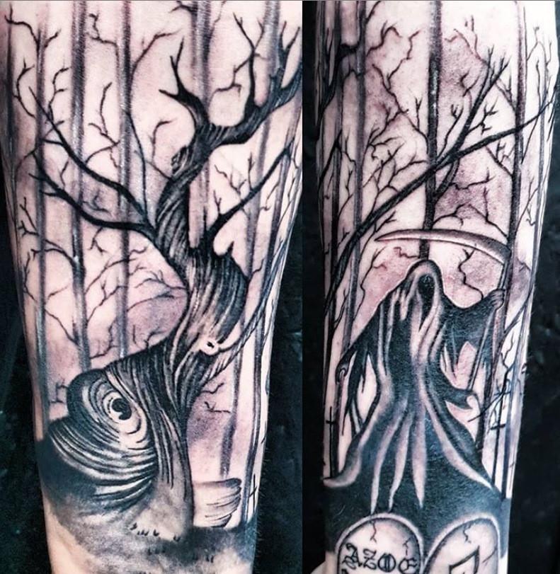 tattoo magic circus paris