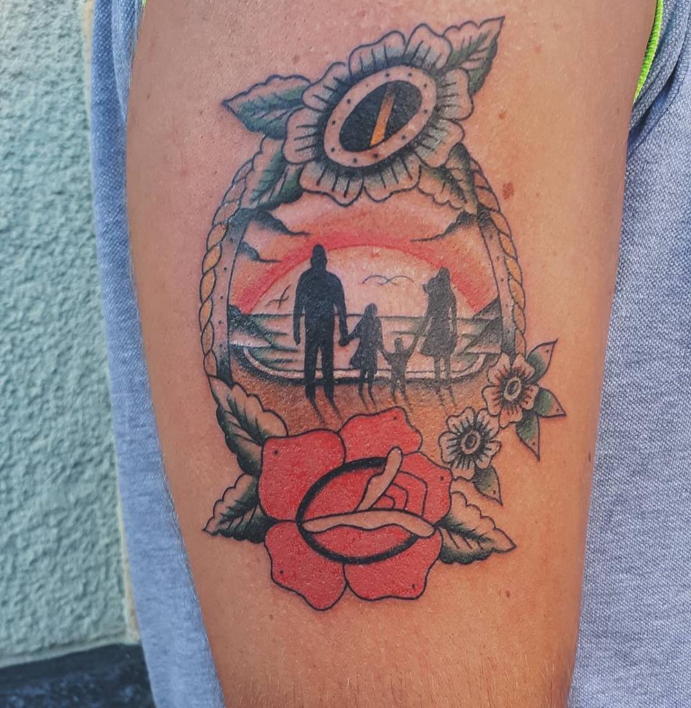 tatouage magic circus pari