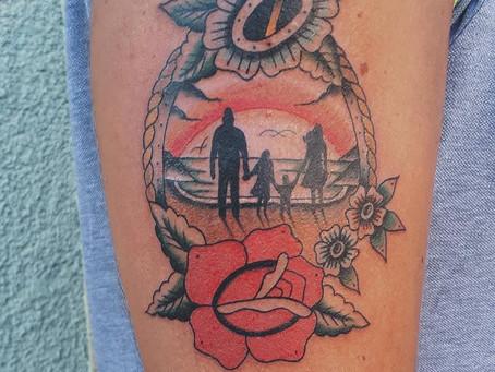#62 Soin tatouage