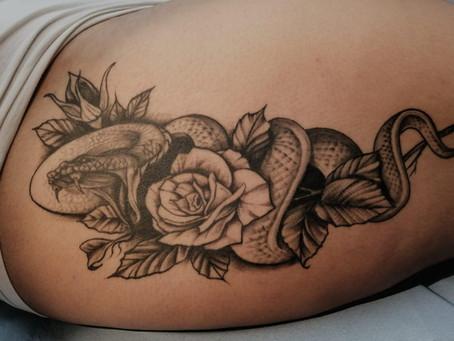 #1111 Tattoos calculator | AMERICAN BODY ART