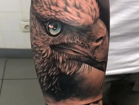 #899 Se faire tatouer son totem | American Body Art