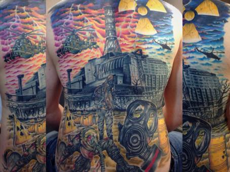 Shootez  votre tatouage chez American Body Art - Paris