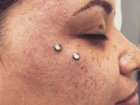 #1230 Piercing Micro Dermal   AMERICAN BODY ART