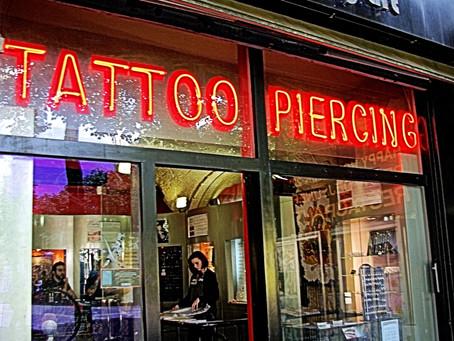 American Body Art - l'un des plus anciens tatoueurs à Paris