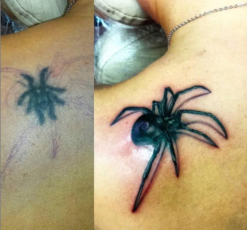tattoo cover up magic circus paris