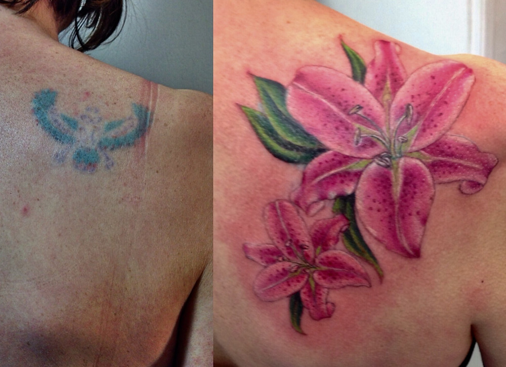 tattoo cover up american body art
