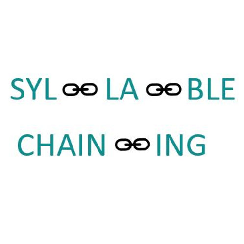 Syllable Chaining Task