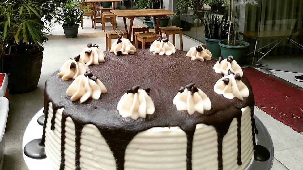 Mocha Espresso Cake