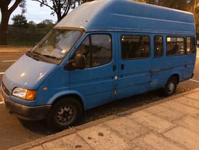 Minibus Fundraising