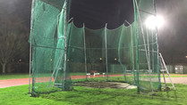 New throws cage for Sutcliffe