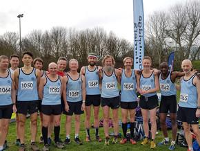 Kent Cross Country League – Senior Men