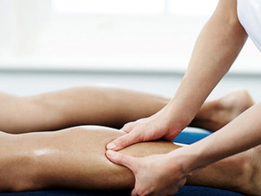 Free sports Massage for Club members