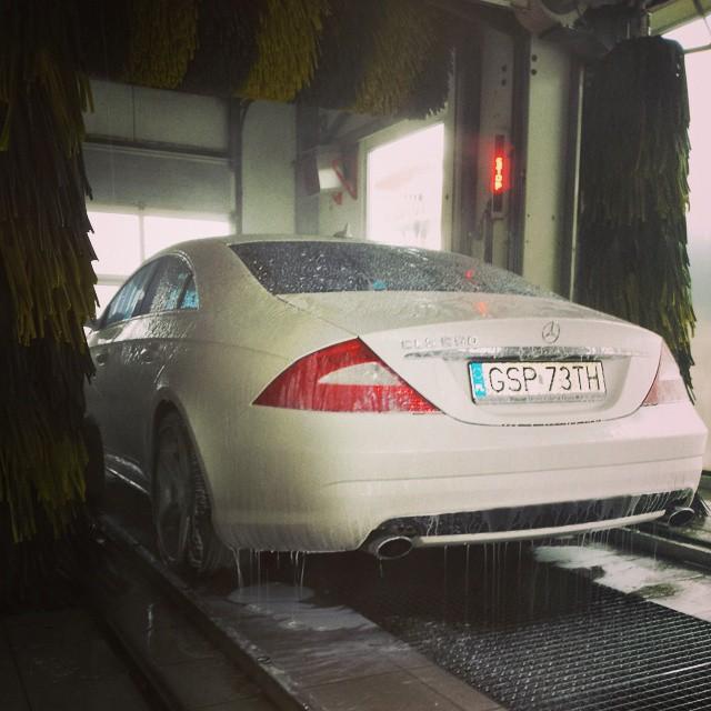 Instagram - #MERCEDES #CLS #550 #AMG #WASH