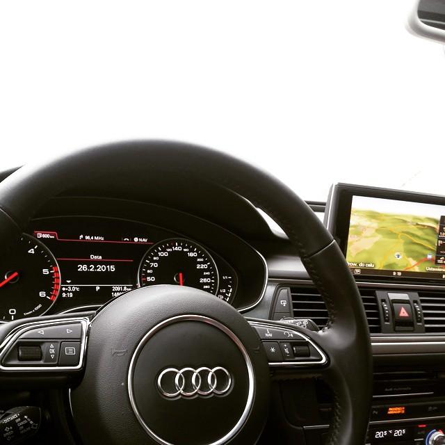 Instagram - #AUDI #A6 #C7 #AVANT
