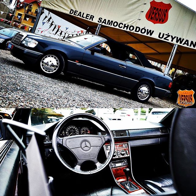 #mercedes #w124 #cabrio #sportline #classic #classiccar #versusmorska #gdynia #lovecars #spelniamyma