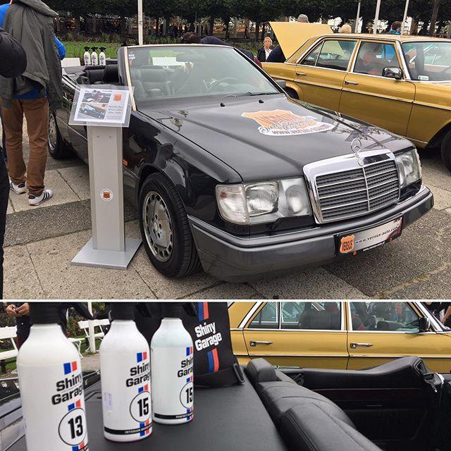 _shinygarage #mercedes #mercedesbenz #w124 #cabrio #sopot