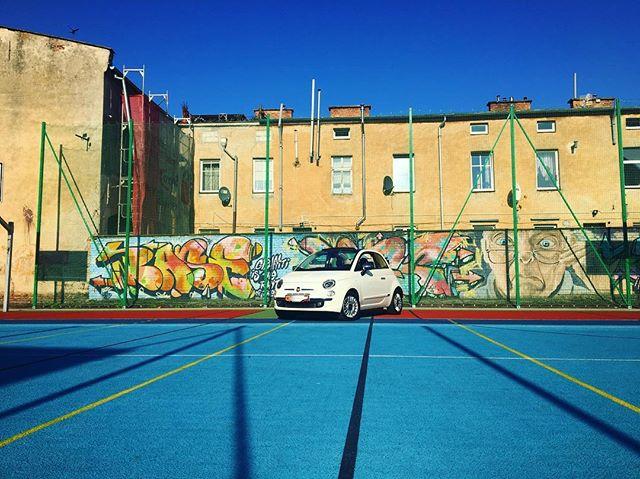 Fiat 500c #fiat500c #cabrio #summercar #whitecar #fiat #idealneautodomiasta #Versus #ofertaVersusa #