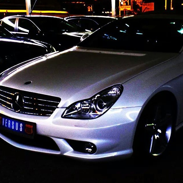 Instagram - #MERCEDES #CLS #550 #AMG #WHITE #DIAMOND #EDITION