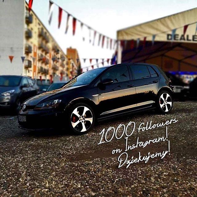 #1000followers #thankyou #spelniamymarzenia #versusauto