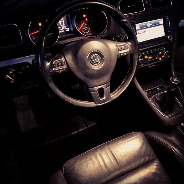 Instagram - #VW #GOLF #VI #MK6 #R-LINE