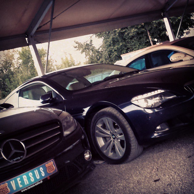 Instagram - #MERCEDES #CL #600 #VERSUS #BMW #650