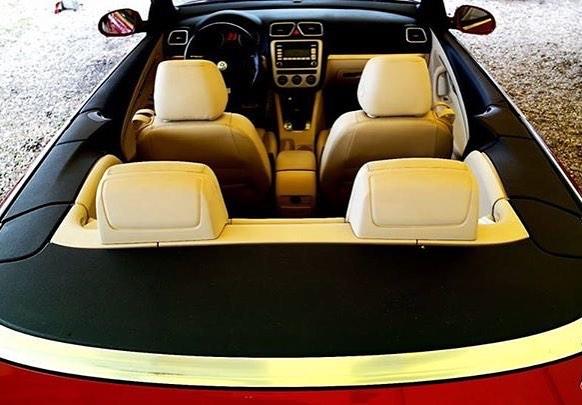 #vw #volkswagen #eos #evilred #coupecabrio #convertable #cabrio #allseason #versus #versusauto #vers