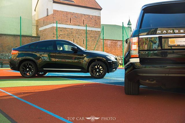#bmw #x6m50d #versus #rangerover #vogue #versusauto #versusmorska #spelniamymarzenia
