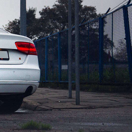 Audi A8 - jedno z najlepszych aut