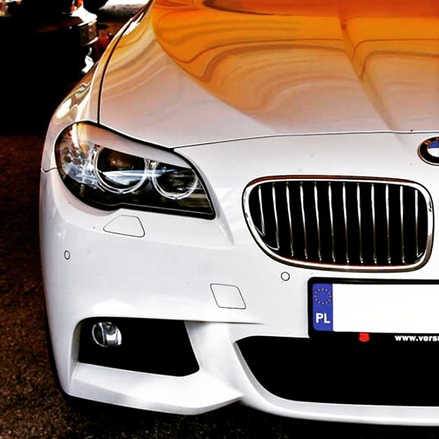 Instagram - #BMW #SERIE #5 #F11 #535d