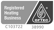 Oftec logo with number mono.png
