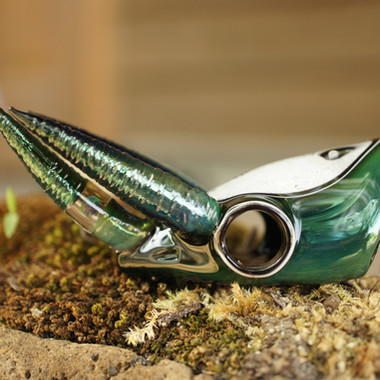 Amicello Jackson's chameleon pendant