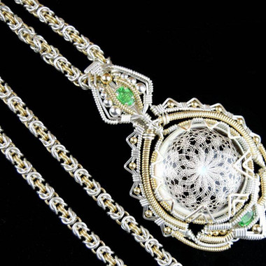 Jason Burruss collab Jewelry #1