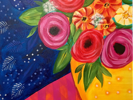 Ceramics and Painting Classes