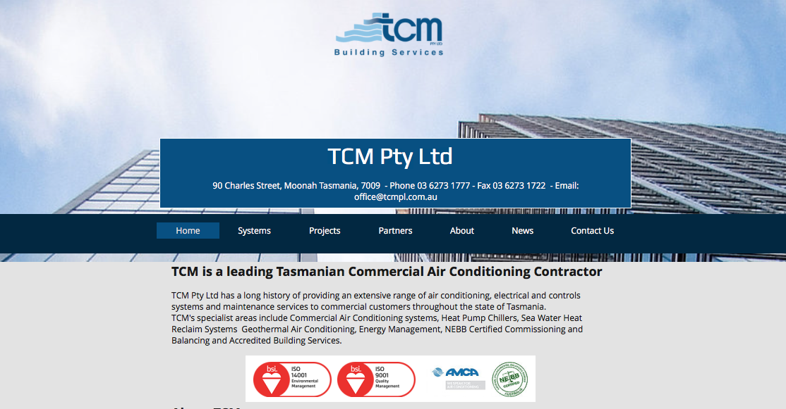 TCM Pty Ltd