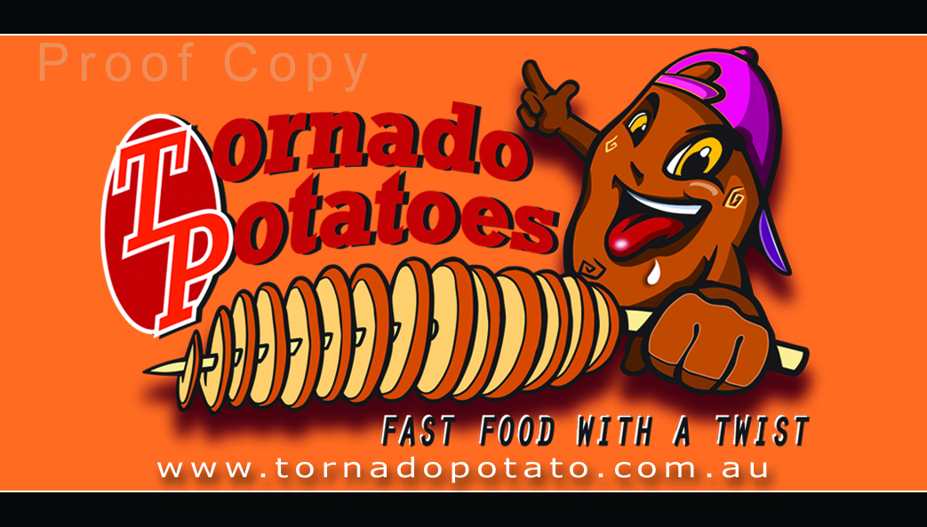 Tornado Potatoes