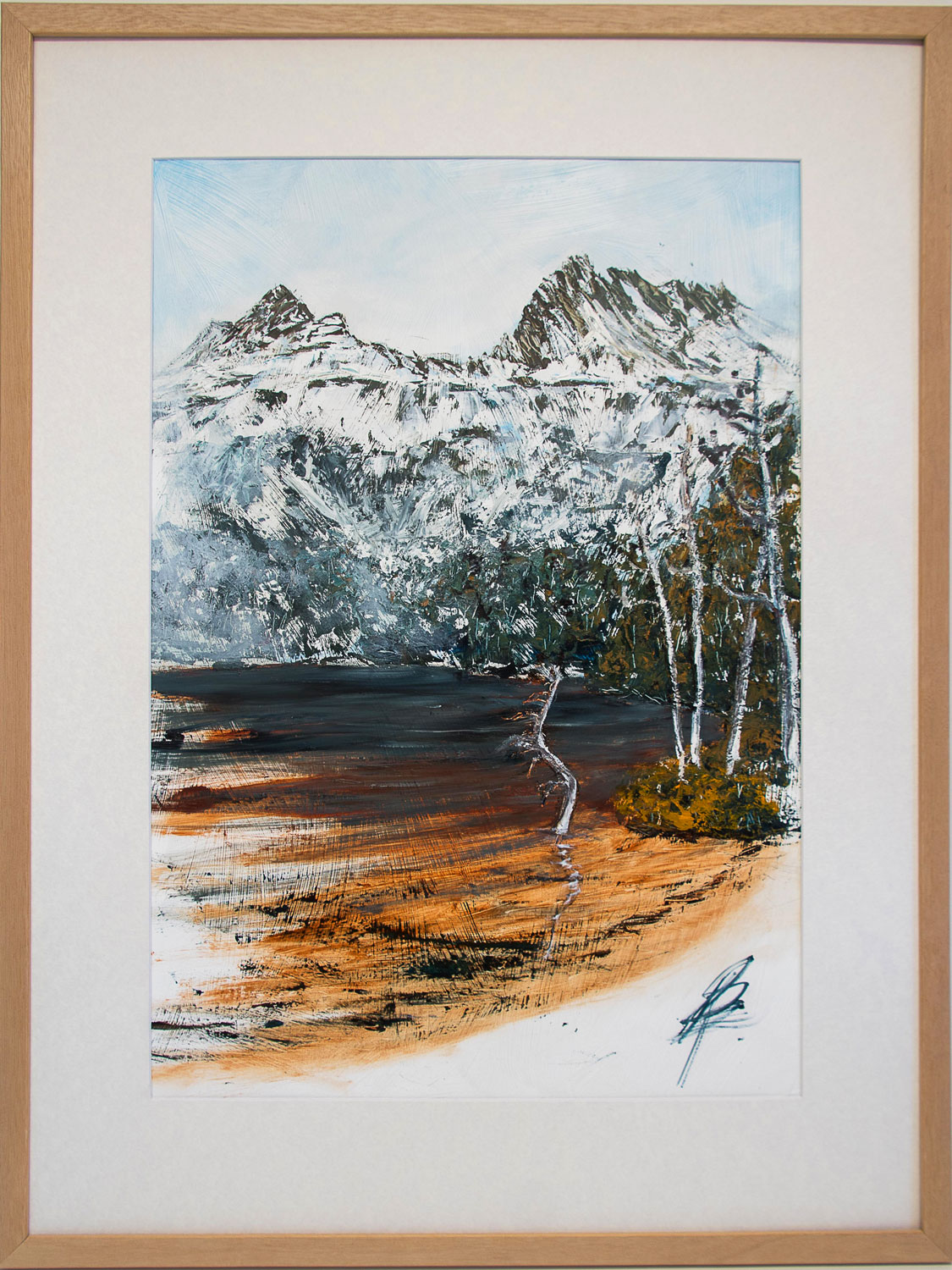 Cradle-Mountain-with-Pencil-Pines