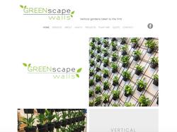 Greens cape Walls