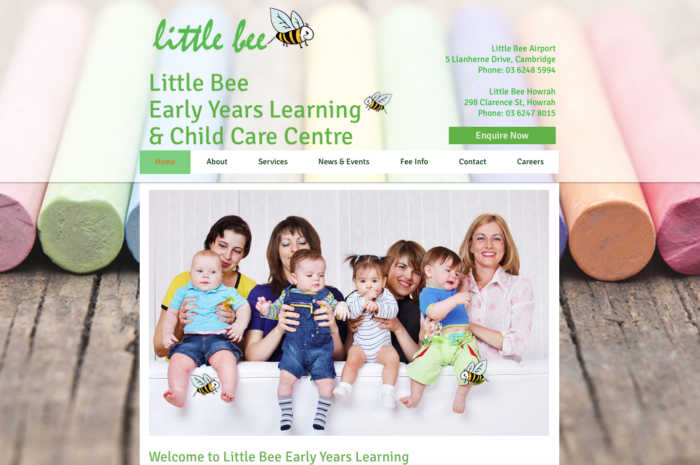 Little Bee Early Learning
