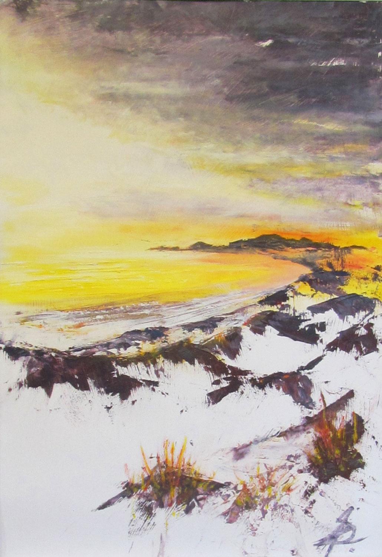 Bicheno-Sunrise East Coast Tas