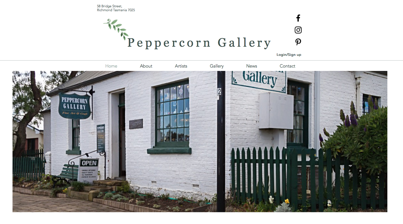 Peppercorn Gallery