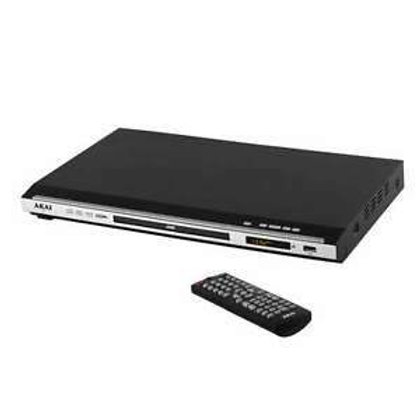 Akai - 5.1 Channel slimline DVD player MultiRegion - Will Play All regions