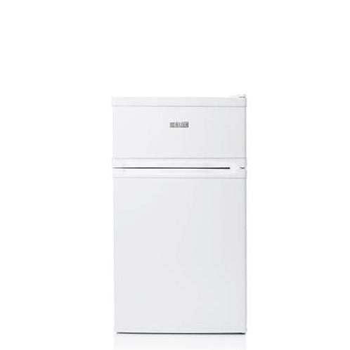 HR113W 47cm Under Counter Fridge Freezer, White