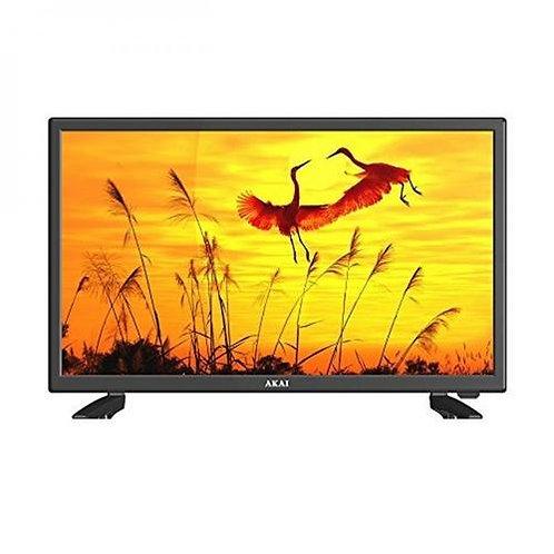 "Akai AKTV2217UF LED TV 22"" Full HD Freeview USB HDMI UK Design"