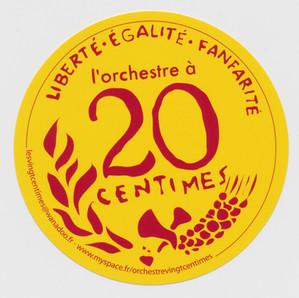 L'Orchestre à Vingt centimes - The Crocodile dance