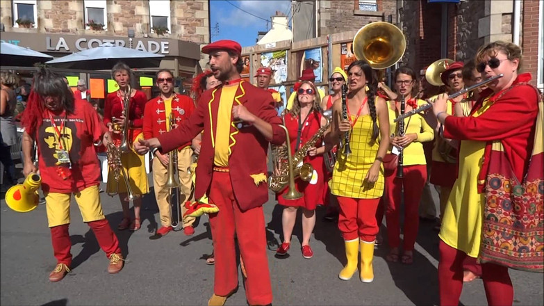 Shanty festival in Paimpol (Brittany)