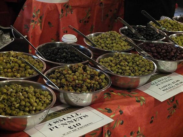 Olives & Things Dorset Farmers Market