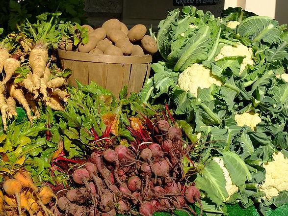 Sopley Salads Dorset Famers Market