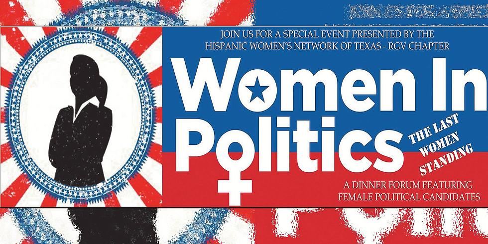 Women In Politics - Last Women Standing