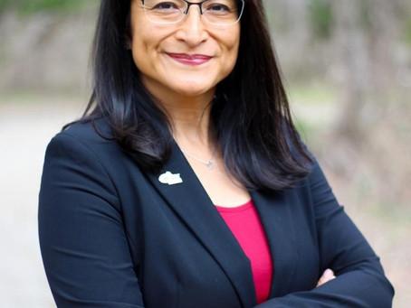 Meet the new Executive Director: Dora Trinidad-Campos